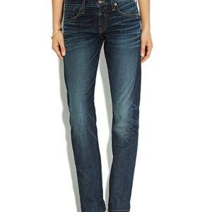 Lucky Brand Jeans | Sz 0/26 Sienna Tomboy Straight